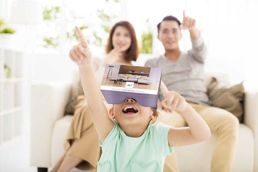 La réalité virtuelle par MH DECO