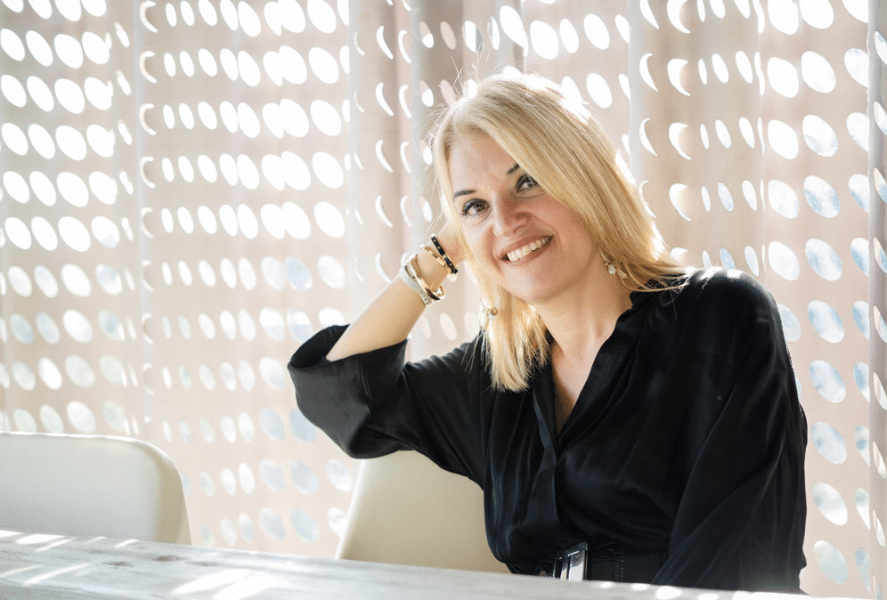 Corinne Palermo, architecte d'intérieur MH DECO à La Ciotat