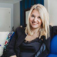 Corinne Palermo, décoratrice d'intérieur à La Ciotat