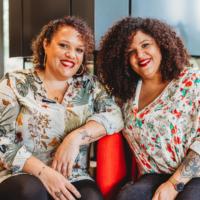 Pauline et Elodie Ferga, décoratrices d'intérieur MH DECO