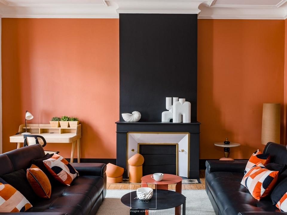 Aménagement d'une maison à Bordeaux Saint-Genès par MH DECO