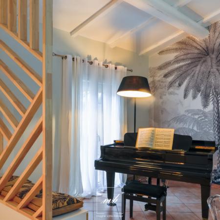 Aménagement intérieur à Saint-Chamas par l'agence MH DECO de Salon-de-Provence
