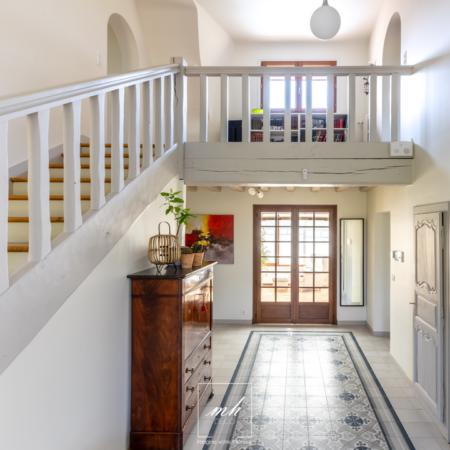 Rénovation intérieure d'une maison par MH DECO Évreux